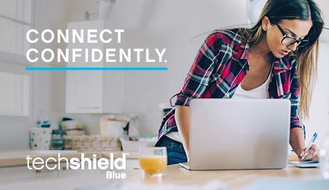 TechShield Blue Computer Glasses